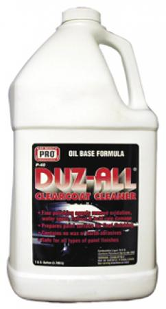 P-40 Duz-All® Clear Coat Cleaner