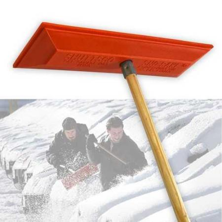 Large Foam Snow Brush ( Head Only)