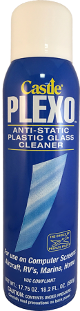 Plexo Plastic Glass Cleaner