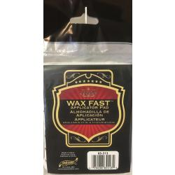 "SM Arnold WAX FAST APPLICATOR PAD 4.5"" X 3.5"""