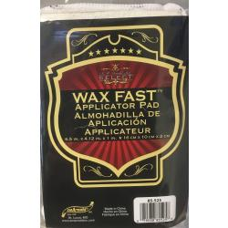 "SM ARNOLD WAX FAST APPLICATOR PAD 6.5"" X 4.12""X 1"""