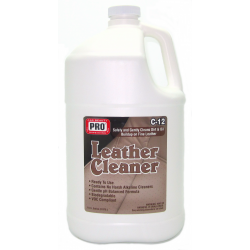 C-12 Leather Cleaner